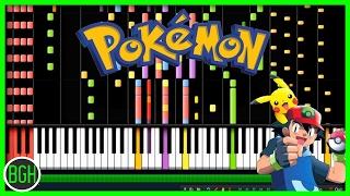 Video IMPOSSIBLE REMIX - Pokémon Theme MP3, 3GP, MP4, WEBM, AVI, FLV Mei 2018