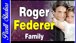 Please Like & Share.. Roger Federer Family Latest Pics - Pixell Studios.