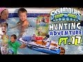 a JADE Fire Kraken Hunting Adventure w/ Family (Skylanders Swap Force) pt. 17