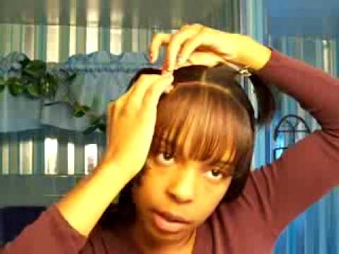 Clip In Weave Tutorial 50