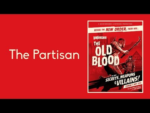 Mick Gordon (feat. Tex Perkins) - The Partisan