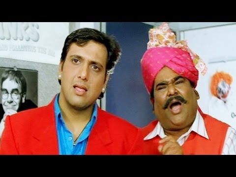 Rajaji - Part 2 Of 15 - Govinda - Raveena Tandon - Superhit Bollywood Comedies