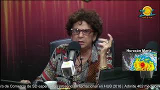 Angel Acosta y Consuelo Despradel comentan situación en colegio medico