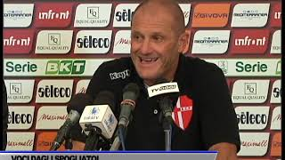 INTERVISTA PIERPAOLO BISOLI DOPO GARA SALERNITANA-PADOVA