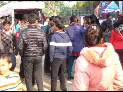 (चितवन महोत्सव २०७३ मा दर्शकको भिड  Chitwan Mahotsab News 3 Day - Duration: 1:30.)