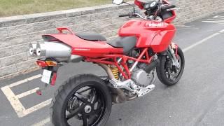 6. 2007 Ducati Multistrada 1100