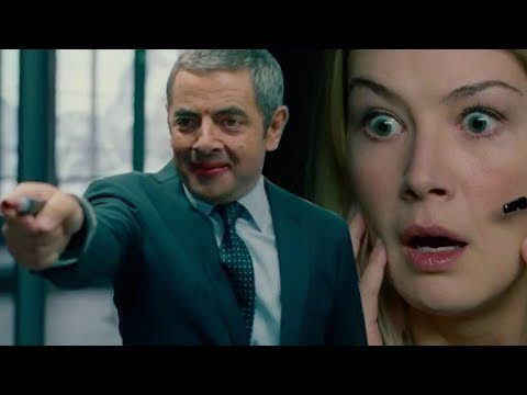 Lipstick KILLER   Johnny English Reborn   Mr Bean Official