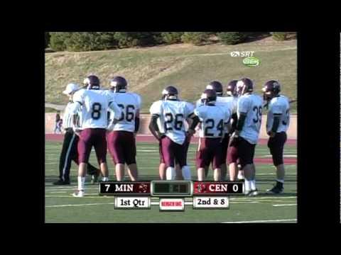 MHS vs CHS 2011 ND Semi-Final Playoff Game (MHS Offensive Highlights)