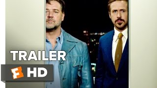Nonton The Nice Guys Official Trailer  1  2016    Ryan Gosling  Russell Crowe Movie Hd Film Subtitle Indonesia Streaming Movie Download