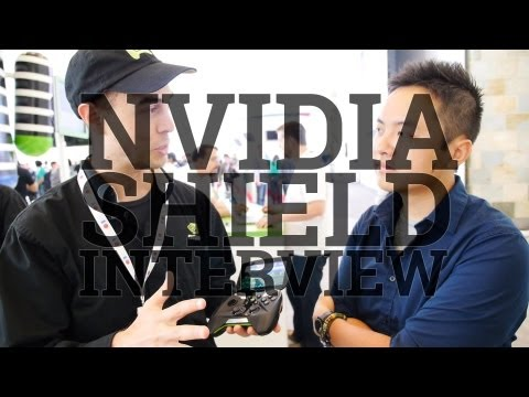 nvidia - NVIDIA was on hand at Google I/O with Project Shield! Naturally, we ran over to get a good look at it. Subscribe to our YouTube channel: http://www.youtube.c...