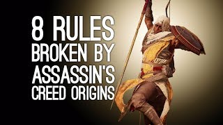 Nonton Assassin   S Creed Origins  8 Ways Assassin   S Creed Origins Breaks The Rules Film Subtitle Indonesia Streaming Movie Download