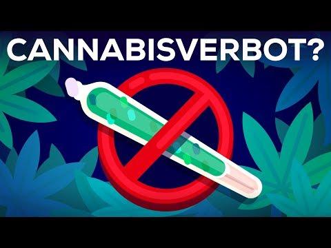 3 Gründe, warum Cannabis verboten bleiben sollte