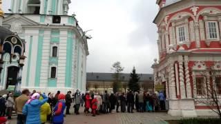 Sergiyev Posad Russia  City new picture : Trinity Lavra Monastery, Sergiyev Posad, Russia 2 May 2015