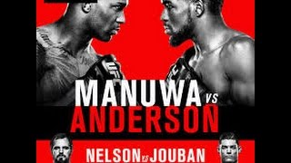 Nonton Ufc Fight Night London  Manuwa Vs Anderson   Live Play By Play   Fight Analysis Film Subtitle Indonesia Streaming Movie Download