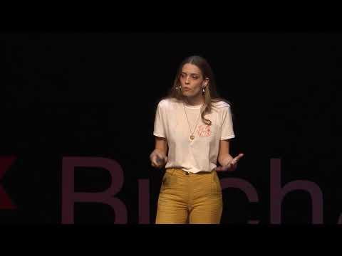 When My Masculine Met My Feminine | Tijana Tamburic | TEDxBucharest