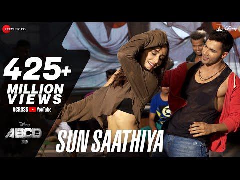 Sun Saathiya Full Video | Disney's ABCD 2 | Varun Dhawan , Shraddha Kapoor | Sachin Jigar | Priya S