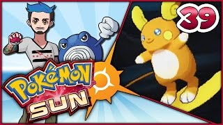 Pokémon Sun Part 39 | I'LL RAICHU INTO THE HISTORY BOOKS | Let's Play w/Ace Trainer Liam by Ace Trainer Liam
