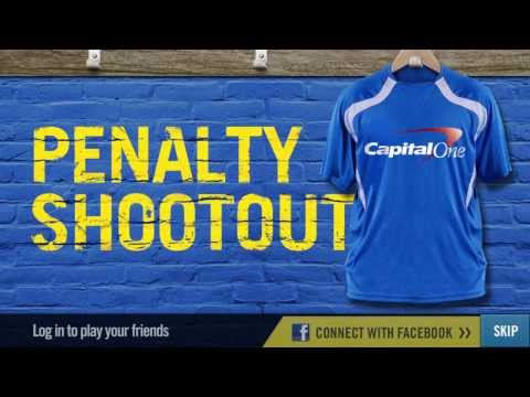Video of Capital One Penalty Shootout