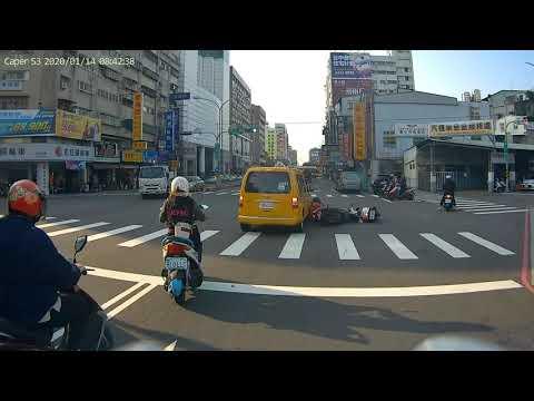 台中市 北屯路 車禍
