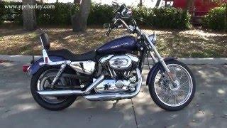 7. 2005 Harley Davidson Sportster 1200 Custom for sale in Fl