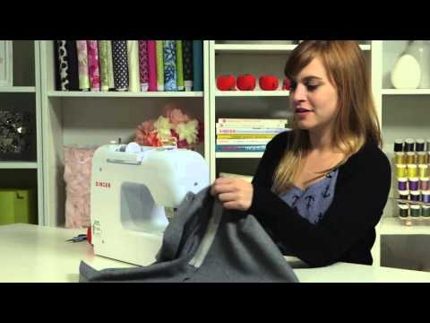SINGER® PROFESSIONAL™ 9100 Sewing Machine - Zippers