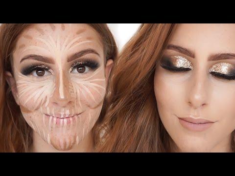 Maquiagem Brilhante