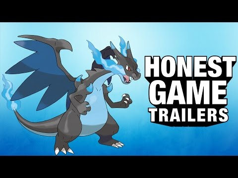 An Honest Video Game Trailer For Pok mon X and