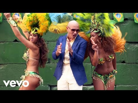Pitbull feat. Jennifer Lopez & Claudia Leitte - We Are One (Ole Ola) (2014-es brazíliai focivb dala)