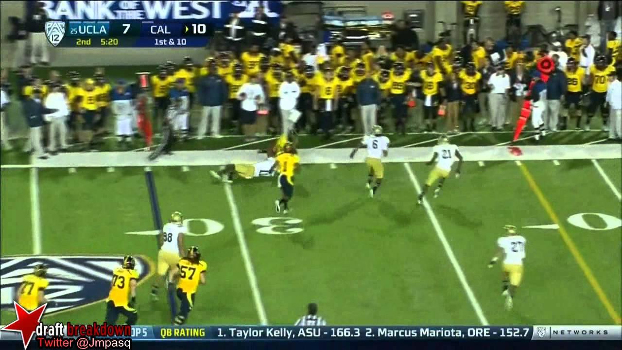 Brendan Bigelow vs Ohio State, USC, UCLA & Washington State (2012)