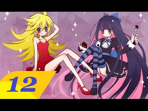 Panty and Stocking with Garterbelt Episode 12 English Dubbed