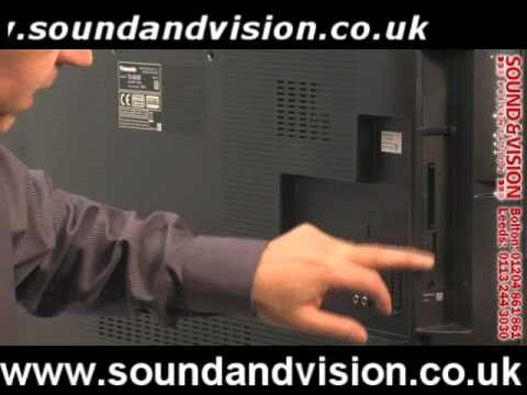 Panasonic TXL32U3(TXL32U3B)Video Review-Cheap Freeview HD L