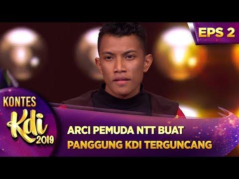 ARCI PEMUDA NTT BUAT PANGGUNG KDI TERGUNCANG - KONTES KDI EPS 2 (29/7)