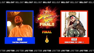 Boo vs KELO – SELL OUT 2019 FINAL / FINAL