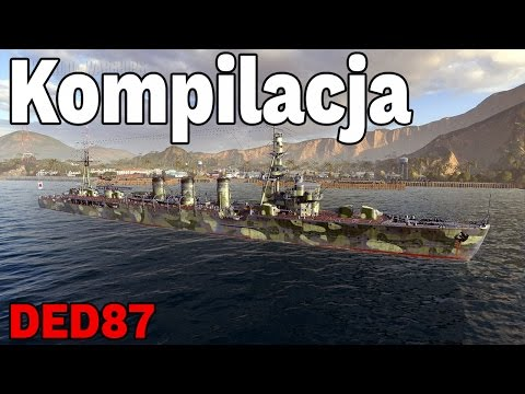 Za co kocham World of Warships - kompilacja
