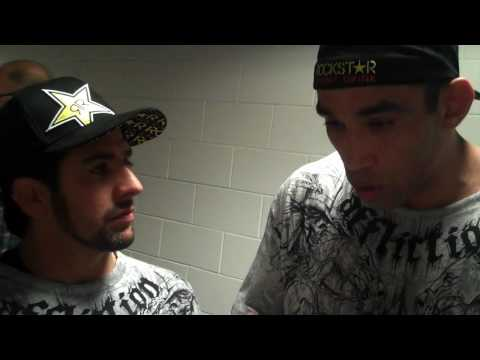 Fabricio Werdum Post Fedor Fight Interview