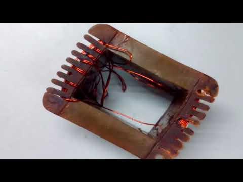1000 watt transformer full rewinding video. transformer repair. power transformer repair.
