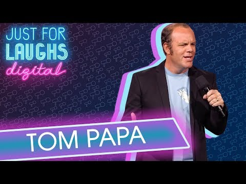Video of the day: Tom Papa - Stand Up