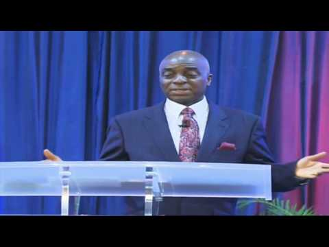 Bishop Oyedepo-Loving God Empowers For Wealth