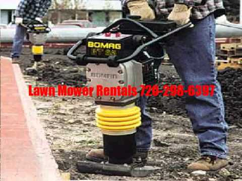 Repair Service Lawn Mower Aurora CO | 720-204-2159