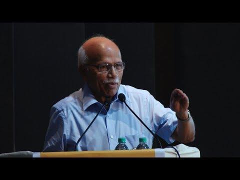 Modern Life & Spirituality by Dr. B M Hegde at Nagpur (видео)