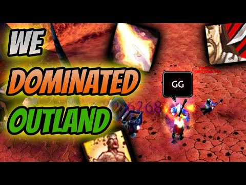 PVPING THROUGH OUTLAND!  - WoW with Random Abilities - Project Ascension OUTLAW Season 6 - Ep. 5