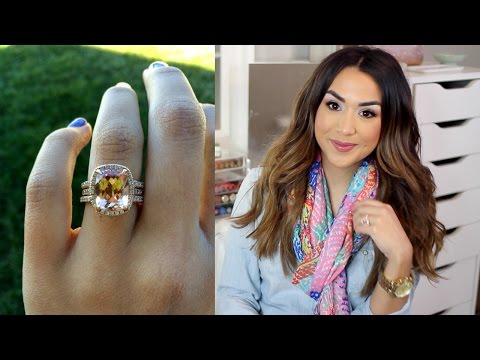 Wedding Q&A + My New Wedding Bands!! | ALEXANDREA GARZA