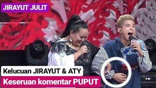 Video JIRAYUT & ATY KODONG bikin NGAKAK, mau gandeng salah posisi MP3, 3GP, MP4, WEBM, AVI, FLV Maret 2019
