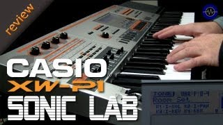 Download Lagu Casio XW-P1 Sonicstate review Mp3