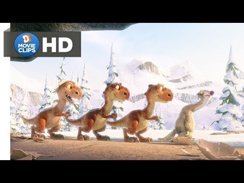 Ice Age 3 Hindi (04/18) Sid Got T-Rex Baby Funny Scene MovieClips