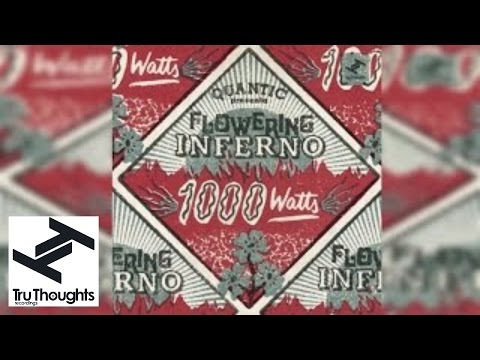 Quantic presenta Flowering Inferno - 1000 Watts (Full Album Stream)