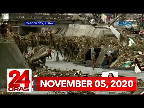 24 Oras Express: November 5, 2020 [HD]