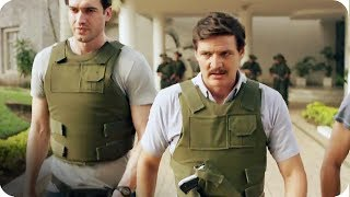 Narcos Season 3 Trailer - 2017 Netflix Drama SeriesSubscribe: http://www.youtube.com/subscription_center?add_user=serientrailermpFolgt uns bei Facebook: https://www.facebook.com/SerienBeiMoviepilotAbout the Narcos Seaosn 3 Teaser TrailerThe true story of Colombia's infamously violent and powerful drug cartels fuels this gritty gangster drama series.