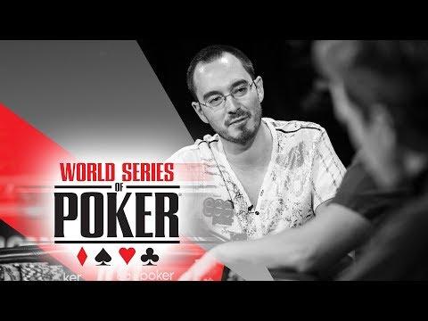 Nine-High, Like a Boss | 2016 WSOP Main Event: Day 5 | PokerGO