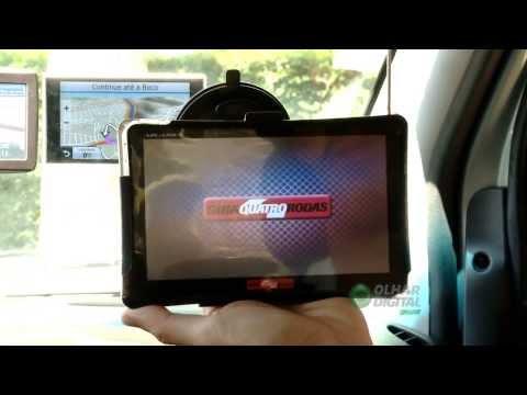 Olhar Digital - Laboratório Digital  qual é o melhor GPS.